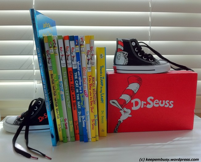 """The more that you read, the more things you will know. Dr Seuss"